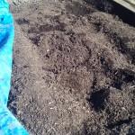 野済み堆肥