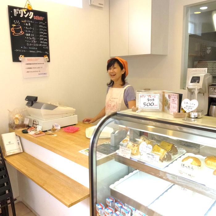 コンヴィヴィアリテ 世田谷区北沢のパン屋さん