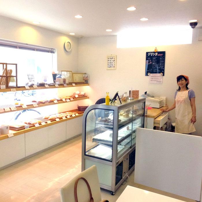 コンビビアリテ 世田谷区北沢のパン屋さん