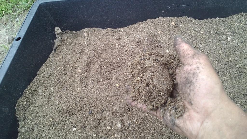 ぼかし肥の作り方