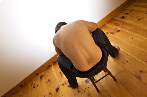 うつ病と頚筋症候群