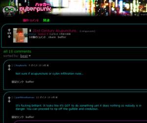 reddit cyberpunk
